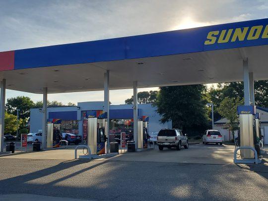 Norfolk – Hampton – Mercury Blvd (Sunoco Rebranding) 2